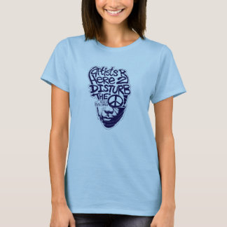 415 Blue Lady T-Shirt