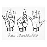 415 - San Francisco Custom Invite