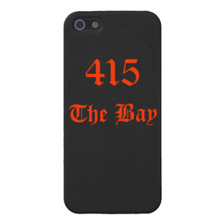 415 The Bay Cover For iPhone 5