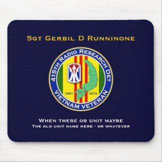 415th RRD 3 - ASA Vietnam Mouse Pad
