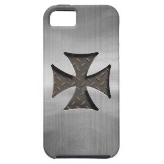 416 malteses de acero funda para iPhone SE/5/5s