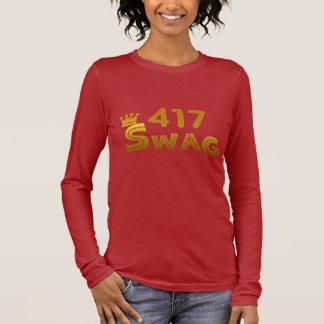 417 Missouri Swag Long Sleeve T-Shirt