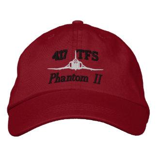417th TFS F-4 Golf Hat