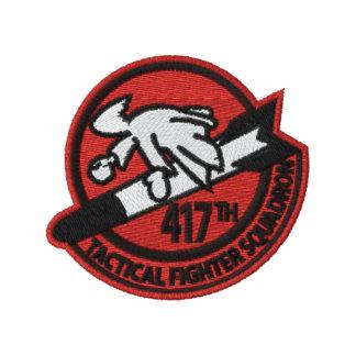 417th TFS Polo W/F-4 and Callsign (Dark Polo)