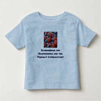 418453-xxs[1], Blueberries and Raspberries are ... Toddler T-shirt