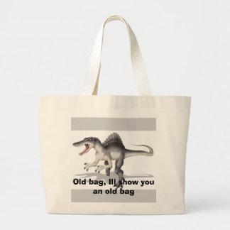4197a, bolso viejo, demostración enferma usted un  bolsa
