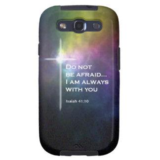 41 10 de Isaías Galaxy SIII Cárcasas