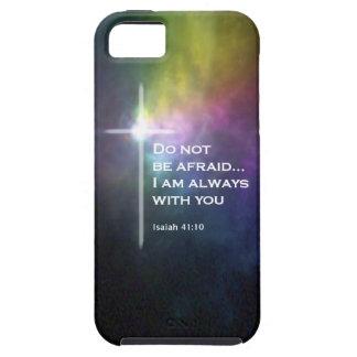 41:10 de Isaías iPhone 5 Funda