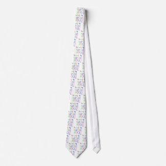 ¡41 años de la roca! corbata personalizada