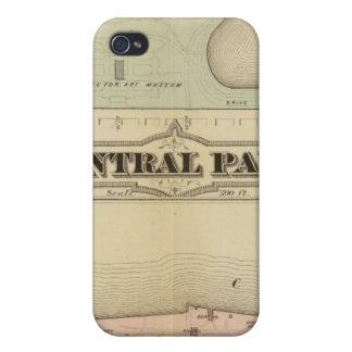 41 Central Park, Blackwells Island iPhone 4 Case