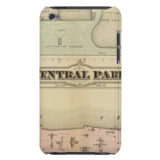 41 Central Park, isla de Blackwells iPod Case-Mate Protector