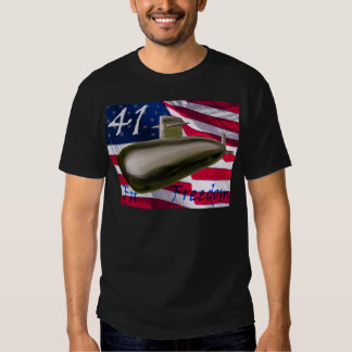 41 for Freedom T-shirt