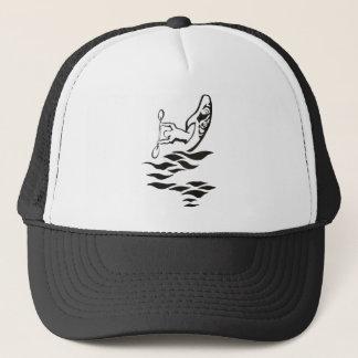 41 Kayak Stern Trucker Hat