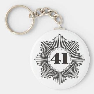 41.o Llavero del regimiento