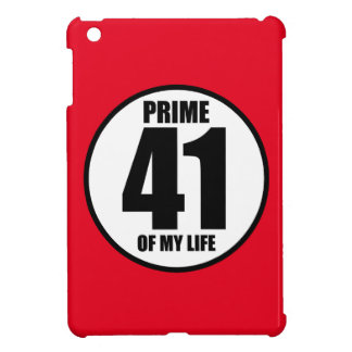 41 - prime of my life cover for the iPad mini