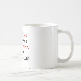 41 Stamina Mugs