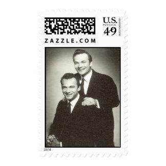 .41 Wilburn Brothers US Postage Stamp