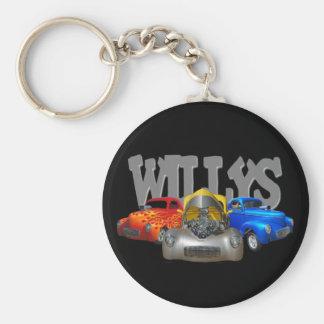 41 willys keychain
