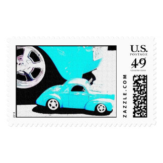 '41 willys postage