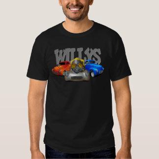41 willys tee shirt
