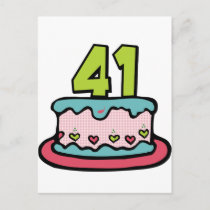 ANNIVERSAIRES - Page 5 41_year_old_birthday_cake_postcard-p239143475268687120trah_210