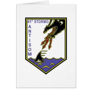 41o Stormo Antisom Card