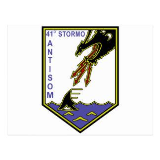 41o Stormo Antisom Postcard