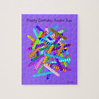 41st Birthday Gifts Jigsaw Puzzle