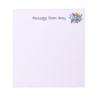 41st Birthday Gifts Notepad