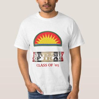 41st Infantry BCT University of Iraq Shirt