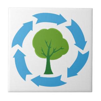 4209-Eco-Banner-With-Green-Tree CAUSA el AMBIENTE Tejas Cerámicas