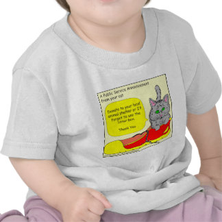 420 donate to animal shelter Cartoon Tee Shirts