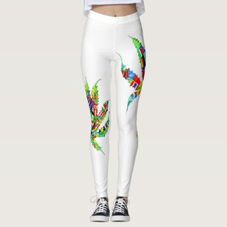 420 LEGGINS LEGGINGS