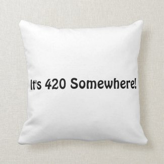 420 Pillow
