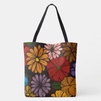 #421 abstracto bolsa de tela