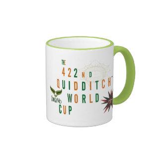422o Mundial de Quidditch Taza De Café