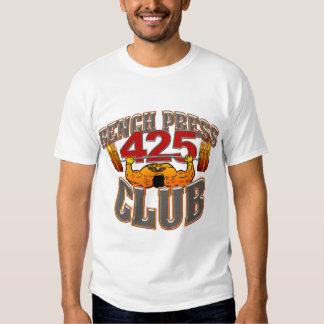 425 Club Bench Press Muscle T-Shirt / Tank
