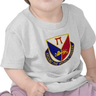 425o Regimiento de infantería - en todo el mundo Camiseta