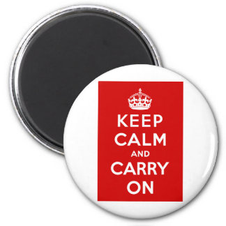 426px-Keep-calm-and-carry-on.svg.png Imán Redondo 5 Cm