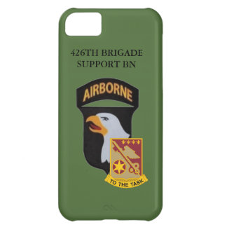 426TH BDE SUPPORT BN 101ST AIRBORNE iPHONE CASE Cover For iPhone 5C