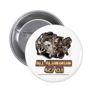 427 ZL1 Corvette Engine All-Aluminum Pin