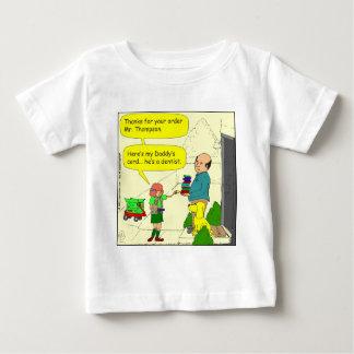 428 girl scout dentist cartoon baby T-Shirt