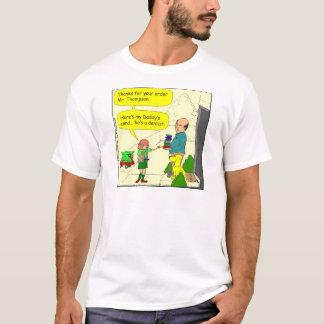 428 girl scout dentist cartoon T-Shirt