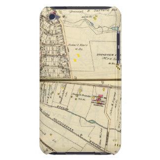 42-43 White Plains iPod Touch Case