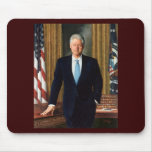 42 Bill Clinton Alfombrilla De Raton