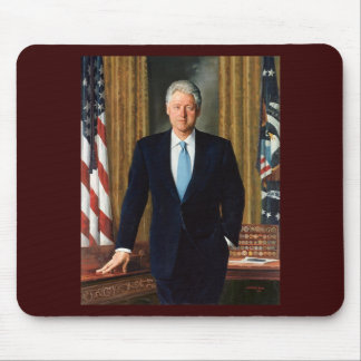 42 Bill Clinton Mouse Pads