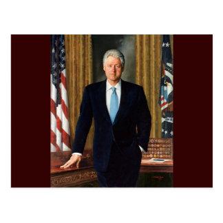 42 Bill Clinton Postcard