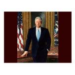 42 Bill Clinton Tarjetas Postales