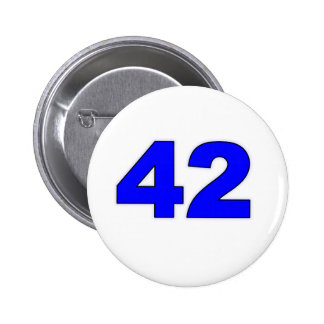 42 PINBACK BUTTONS