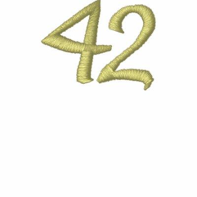42 SUDADERA BORDADA